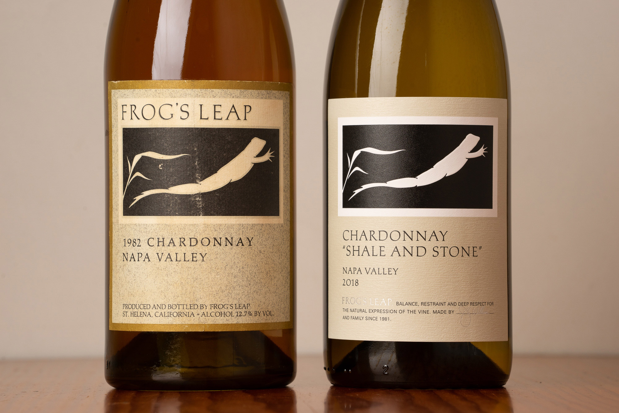 Frog's Leap Packaging
