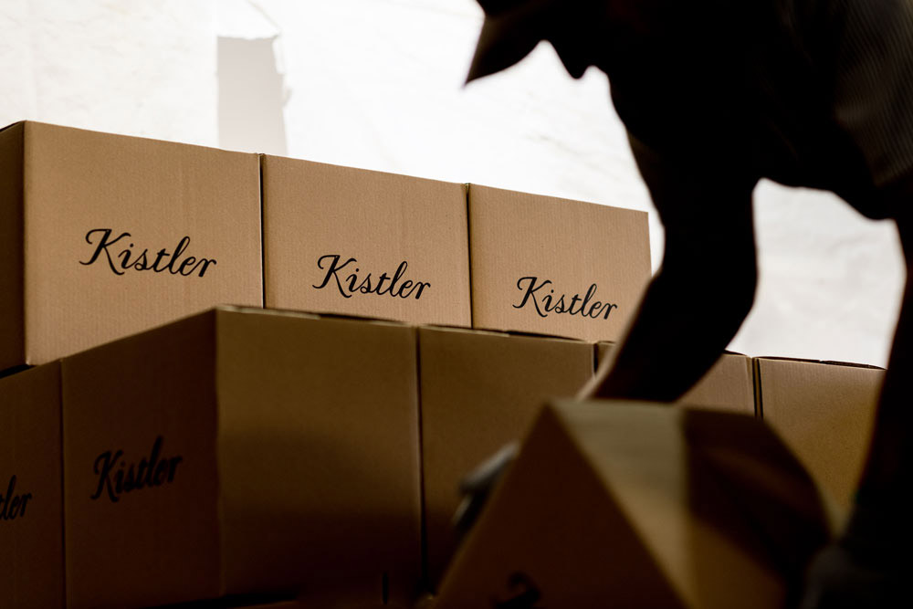 Kistler Vineyards Website