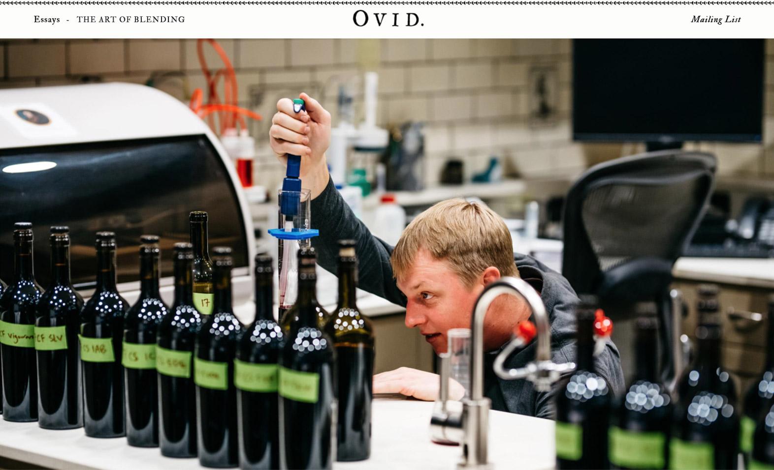 Ovid Website