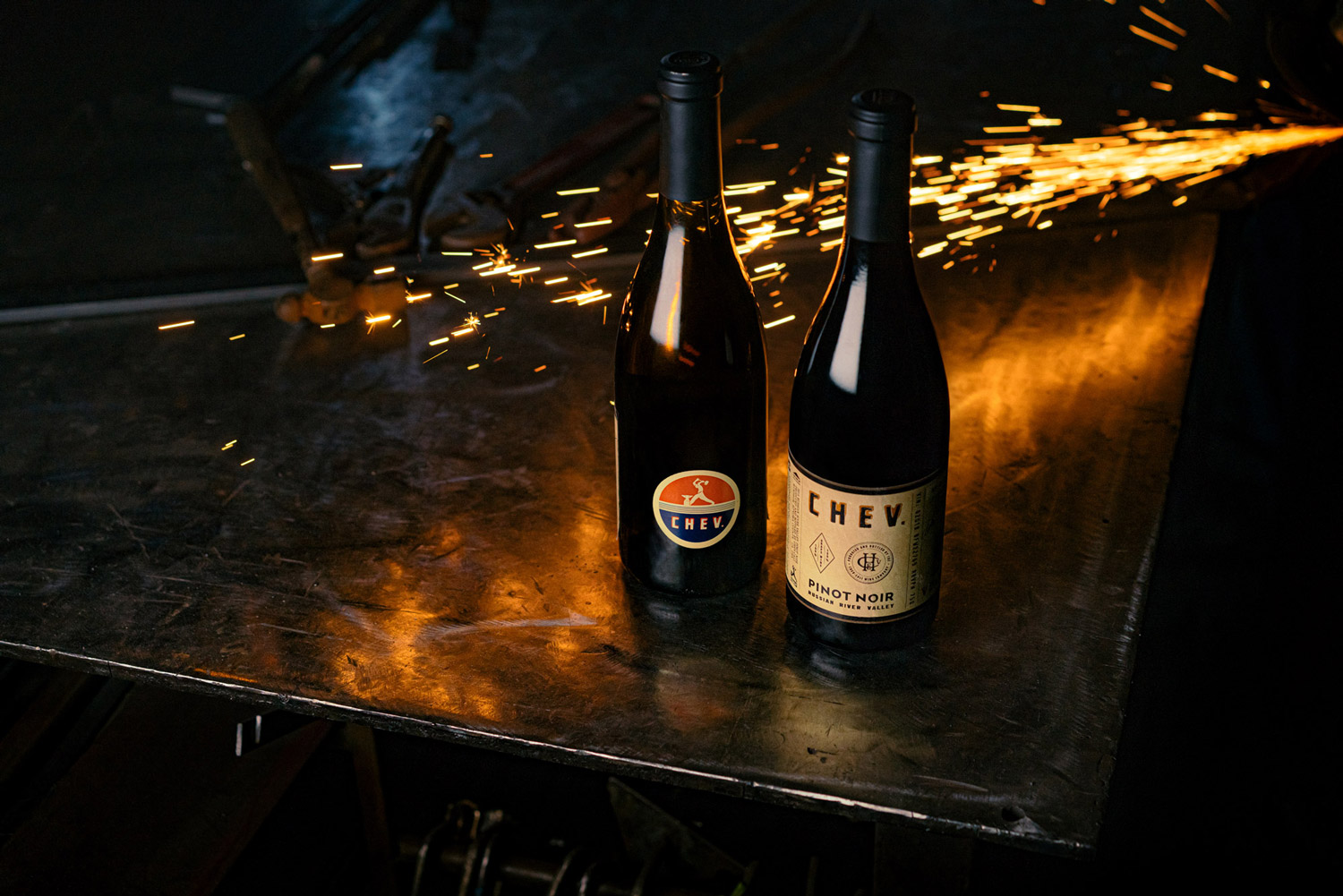 CHEV Wines Integrated Brand and Commerce