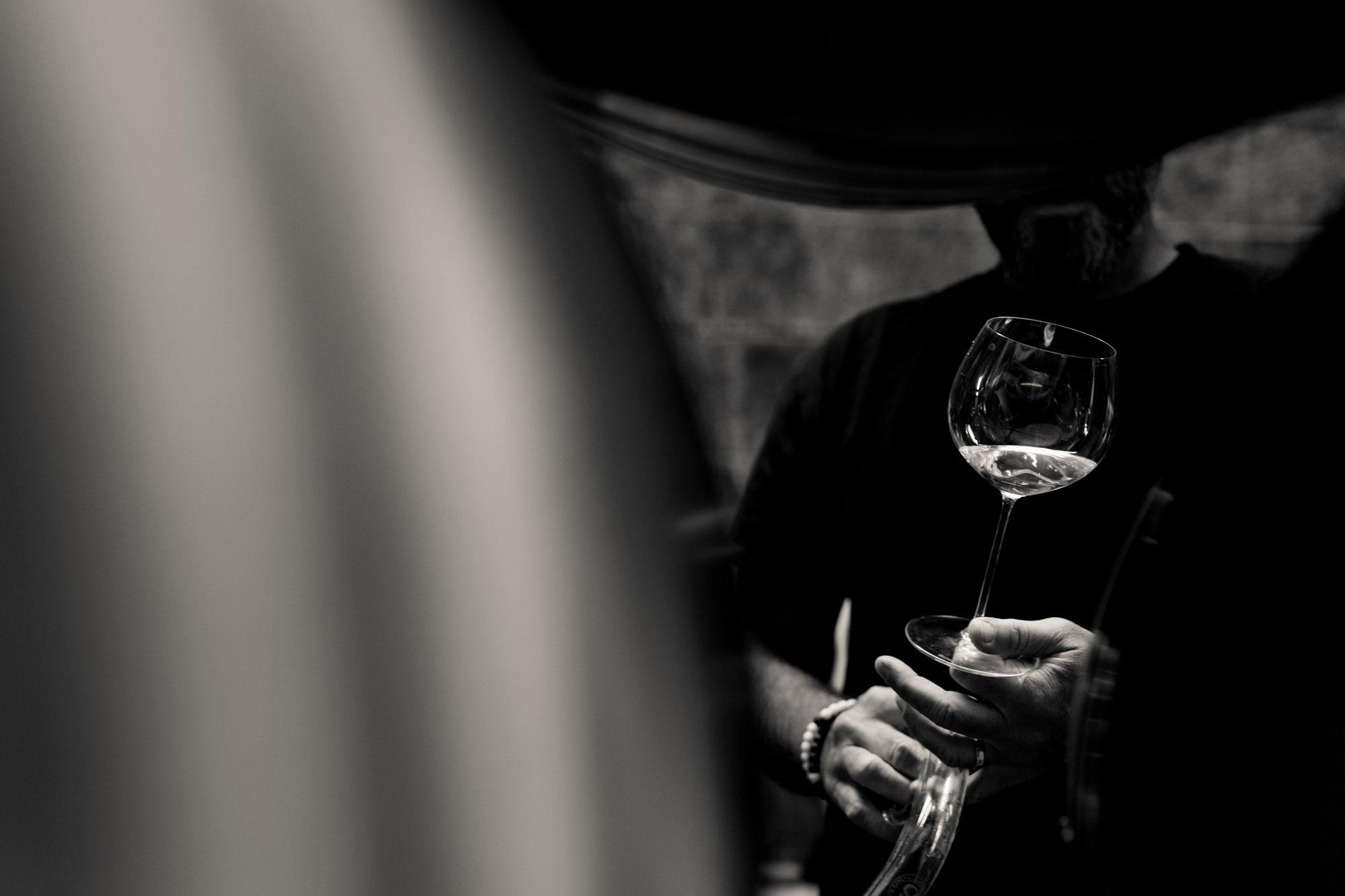 Kistler Vineyards Barrel Room