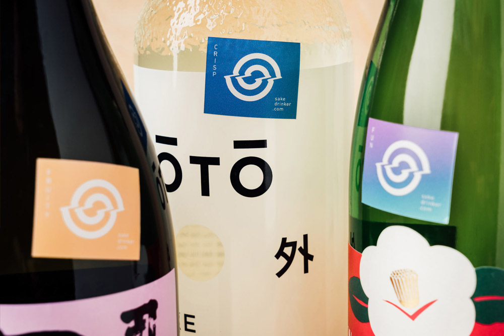 Sake Drinker