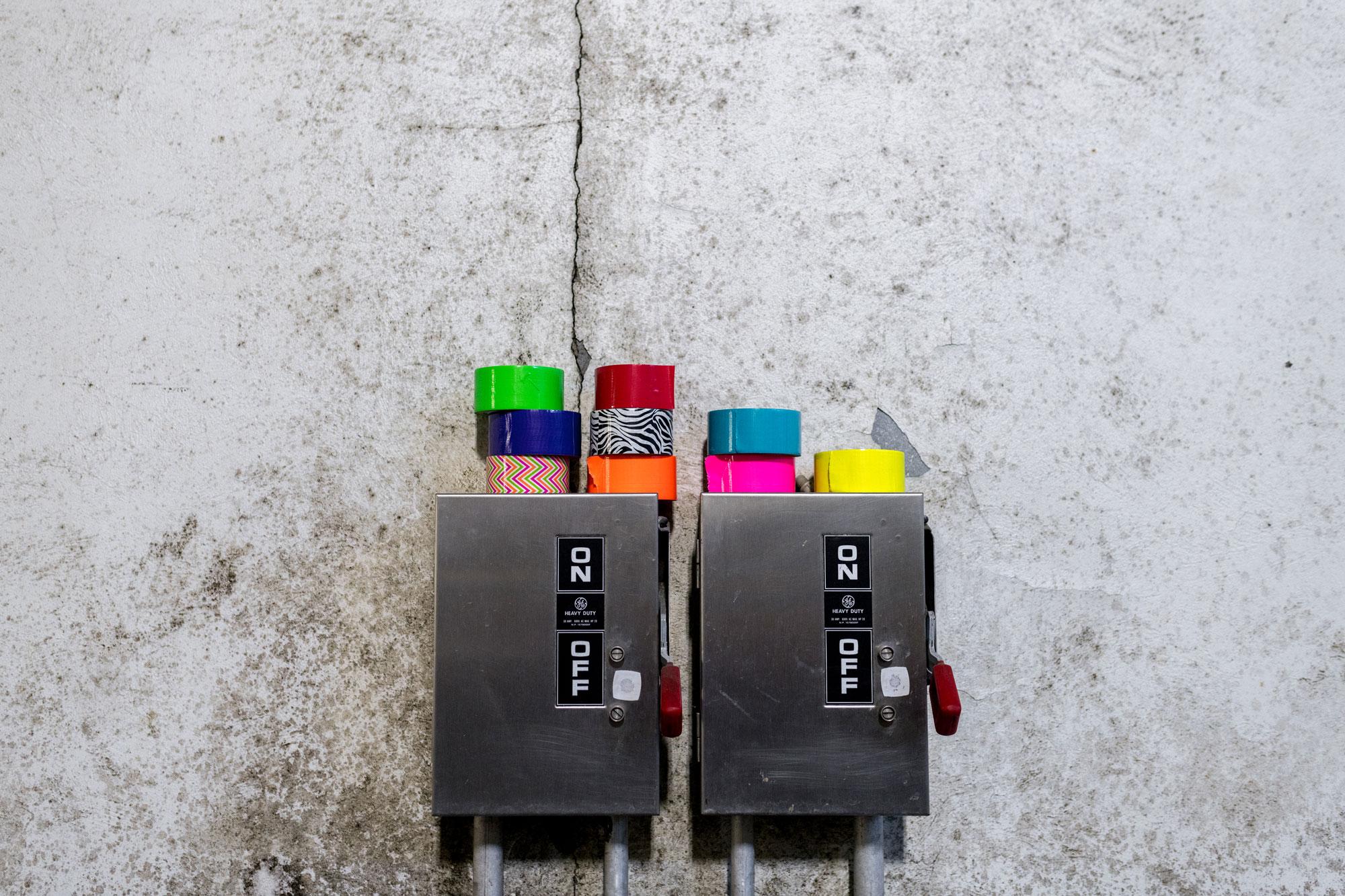 Kistler Cellar Tape