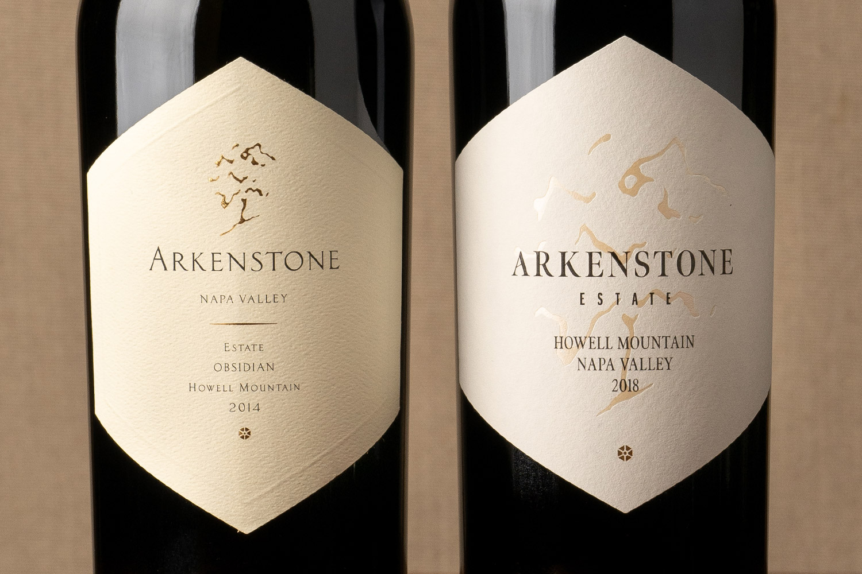 Arkenstone Estate before and after