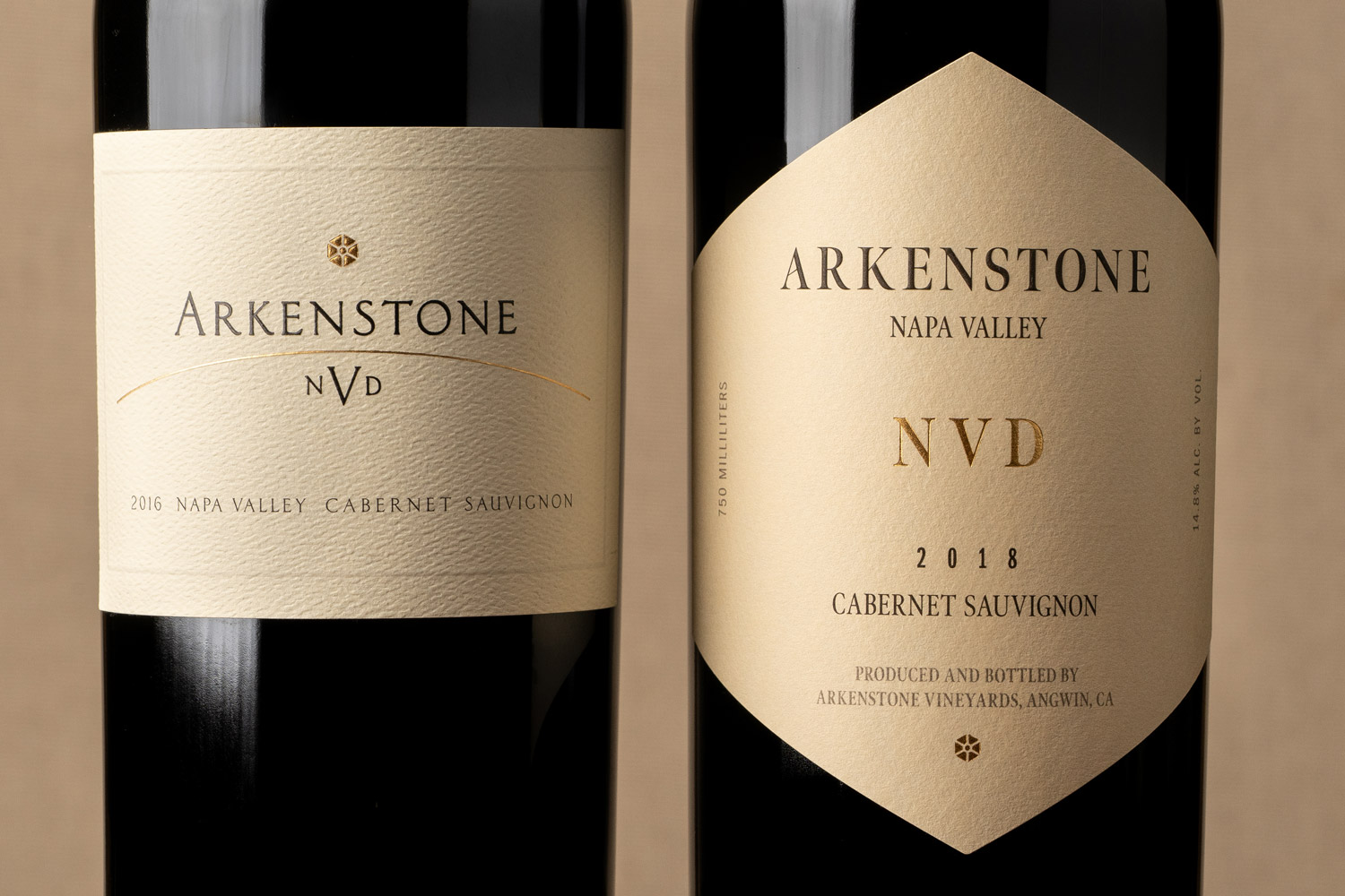 Arkenstone NVD before and after