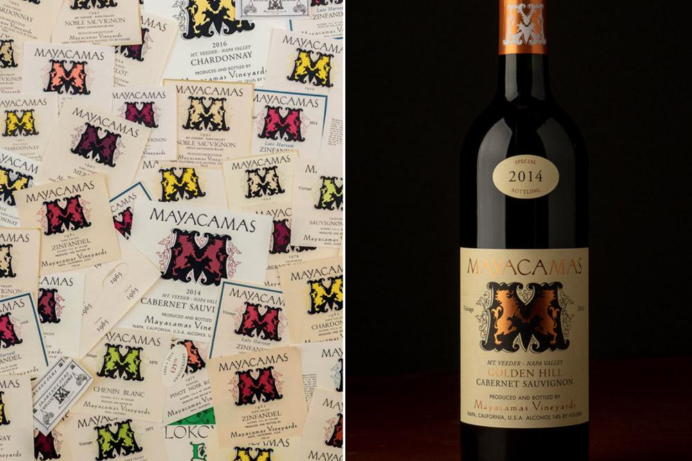 Mayacamas Special Bottling Packaging